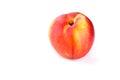 The Nectarine fruit Royalty Free Stock Photo