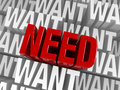 Need above want a bold red emerges to stand a background of Stock Images