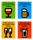 Need alcohol