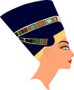 Nefertiti Royalty Free Stock Photo