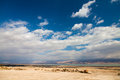 Negev desert israel landscape close to the dead sea Royalty Free Stock Image