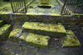 Neglected grave - Potsdam, Germany Stock Photography