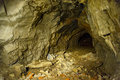Neglected lead mine at sungai lembing malaysia Royalty Free Stock Photo