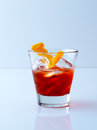 Negroni cocktail Royalty Free Stock Images