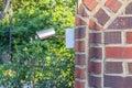 Neighborhood Surveillance Camera Royalty Free Stock Photo