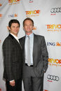 Neil Patrick Harris, David Burtka Stock Photography
