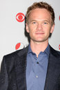 Neil patrick harris the fall arriving at cbs preveiw party my house club los angeles ca september Royalty Free Stock Photo