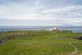 Neist point lighthouse isle skye scotland uk Stock Photography