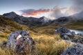 Nelson Lakes, New Zealand Royalty Free Stock Photo