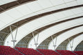 Nelson Mandela Bay Stadium roof South Africa Royalty Free Stock Photo