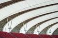 Nelson Mandela Bay Stadium roof South Africa Royalty Free Stock Photo