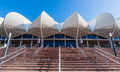 Nelson Mandela Bay Stadium South Africa Royalty Free Stock Photo