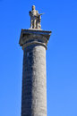Nelson's Column Royalty Free Stock Photo