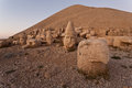 Nemrut dagi heads. Stock Images