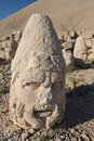 Nemrut king Royalty Free Stock Photography
