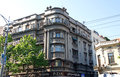 Neo Romanticism architecture in Belgrade downtown, Serbia Royalty Free Stock Photo