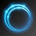 Neon light effect