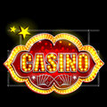 Neon Light signboard for Casino
