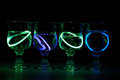 Neon Party Drinks
