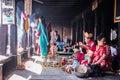Nepal indoor ritual