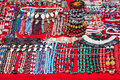 Nepal souvenir on sale in street market Royalty Free Stock Photos
