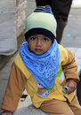 A Nepalese child