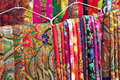 Nepalese Fabric Royalty Free Stock Image
