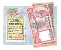 Nepalese Rupees Royalty Free Stock Photo