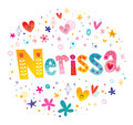 Nerissa girls name
