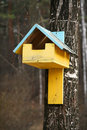 Nestling box Stock Photos