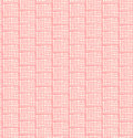 Netting abstract grungy pattern seamless gentle chequered background rose decorative checkered texture doodle Royalty Free Stock Images