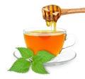 Nettle Tea With Honey