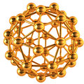 Network abstract 3D concept Royalty Free Stock Photos