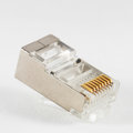 Network connector RJ45 Royalty Free Stock Photo