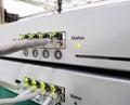 Network panel. Royalty Free Stock Photo