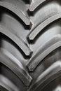 Neumático del alimentador Fotografía de archivo