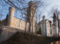 Neuschwanstein Castle Fussen Germany Royalty Free Stock Image
