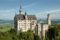 Neuschwanstein castle,Germany Stock Photo