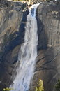 Nevada Fall Royalty Free Stock Photo