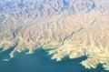 Nevada landscape Stock Image
