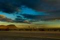 Nevada Mountains, USA Royalty Free Stock Photo