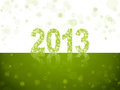 New 2013 year Royalty Free Stock Photo