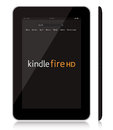 New Amazon Kindle Fire HD tablet