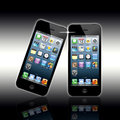 New Apple Iphone 5 Royalty Free Stock Image