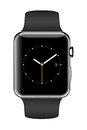 New apple iwatch illustration arrives september Royalty Free Stock Images
