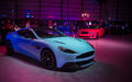 New Aston Martin Vanquish Royalty Free Stock Photo