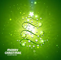 New background star marry Christmas Royalty Free Stock Photography
