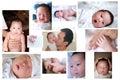 New Born Baby Boy Royalty Free Stock Photo
