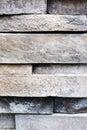 New brick wall closeup of a Stock Photo