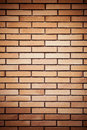 New brick wall making abstract background Royalty Free Stock Photography